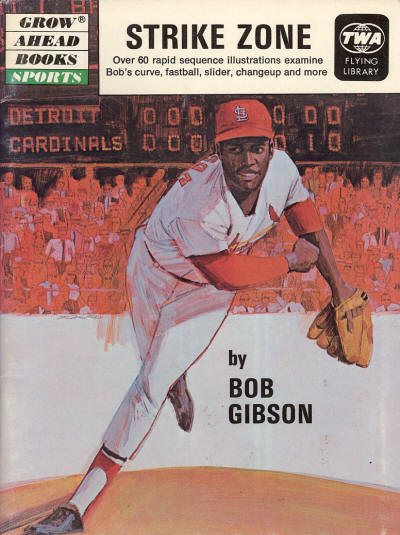 1976 Strike Zone by Bob Gibson (SGA)