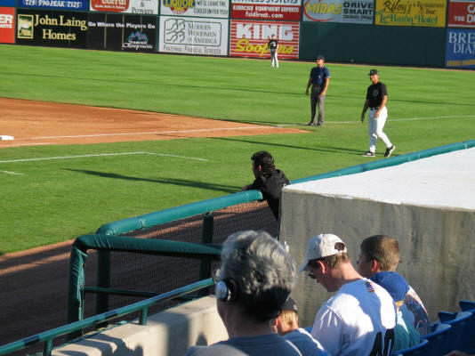 SkySox Stadium, Colorado Springs, CO - 2004