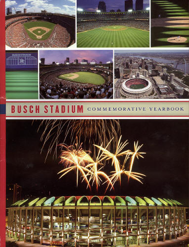 2005 St. Louis Cardinals Yearbook