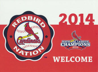 2014 St. Louis Cardinals Redbird Nation