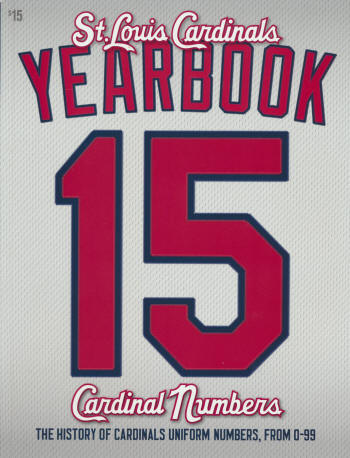 2015 St. Louis Cardinals Yearbook