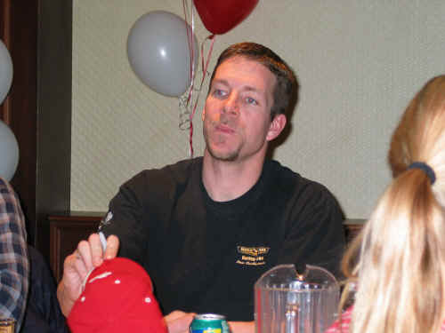 Chris Widger - 2004 Cardinal Caravan