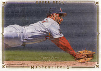 #83 2008 Upper Deck Masterpieces