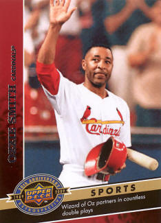 #817 2009 Upper Deck 20th Anniversary Retrospective