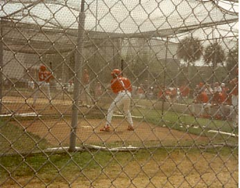 1993 St. Louis Cardinals Spring training